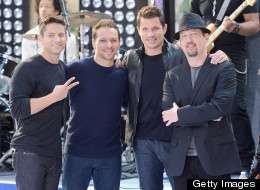 98 Degrees is releasing a new album.