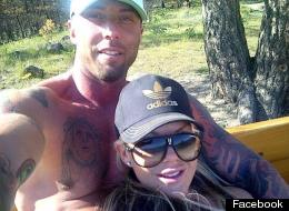 Jeremy Snow and Tiffany Goruk were found dead in a black SUV in West Kelowna, B.C. (Facebook)