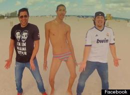 Los Pichy Boys con Peter La Anguila