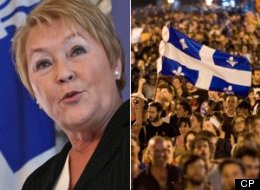 Quebec Premier Pauline Marois is declaring that unrest in her province related to student protests is over, one year and one week after it began. (CP)