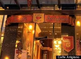 Caffe Artigiano ranks among Vancouver's favourite places to get coffee. (Caffe Artigiano)