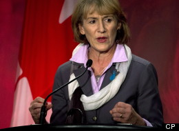 Joyce Murray's underdog bid to become the federal Liberal leader is getting a last-minute burst of celebrity-powered momentum from online and grassroots advocacy groups. (CP)