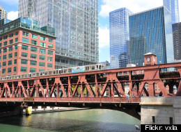 Construction on the Wells Street bridge will make for a trickier commute for many CTA commuters beginning last Friday evening.
