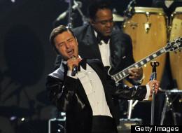 Justin Timberlake recorded
