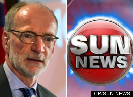 The president of the Canadian Broadcasting Corporation unleashed a scathing criticism of Sun Media in front of a Parliamentary committee on Tuesday, accusing the newspaper chain and TV network of misleading its audience with reports on sexual harrassment at the CBC. (CP, Sun News)