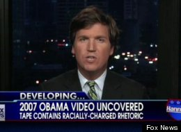 Daily Caller editor-in-chief Tucker Carlson appeared on Fox News'