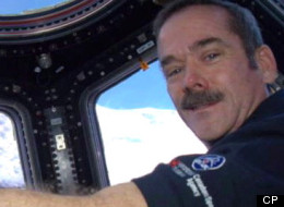 Canadian astronaut Chris Hadfield is packing his bags as he wraps up his five-month mission aboard the International Space Station. (CP)
