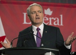 Marc Garneau is quitting the Liberal leadership race, sources told The Canadian Press. (CP photo)