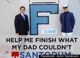 Facebook: John Santorum