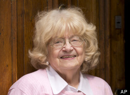 Amalia Damonte, a former neighbor of Pope Francis, remembers an old