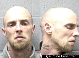 Paul Johnson, 34, was charged Monday in the stabbing death of Lisa Koziol-Ellis in Elgin, Ill.