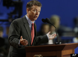 Sen. Rand Paul (R-Ky.) says he supports a path to citizenship for undocumented immigrants. (AP Photo/Charlie Neibergall)