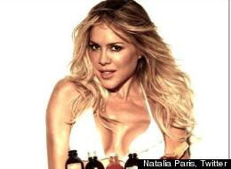 Natalia Paris, Twitter