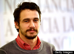 James Franco discussed the Lindsay Lohan sex rumors on 'Howard Stern' Monday.