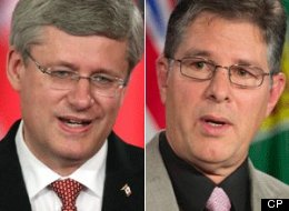 Prime Minister Stephen Harper is facing a mini-revolt among Conservative backbenchers who claim their own party is muzzling their ability to speak out in Parliament. (CP)
