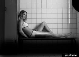 Caroline Wozniacki estrenó su línea de ropa interior