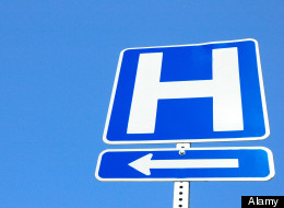 Rising hospital parking rates amount to a tax on ailing Canadians, says one medical specialist. (Alamy)