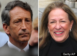 TODAY -- Pictured: Mark Sanford appears on NBC News' 'Today' show -- (Photo by: Peter Kramer/NBC/NBC NewsWire via Getty Images)