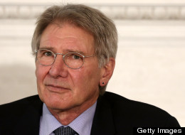 Harrison Ford is in Indonesia for the production of a documentary movie on climate change called