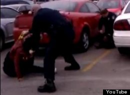 Springfield Police used a Taser on Lucinda White, a pregnant woman, after she allegedly resisted arrest March 31.