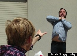 Vadering, the act of pretending to be choked by Darth Vader is becoming a hot Internet meme.
