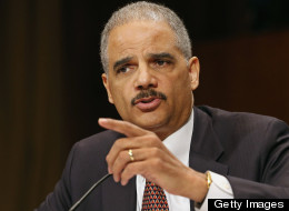 Eric Holder, who described himself as the