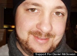 Support For Daniel McGowan