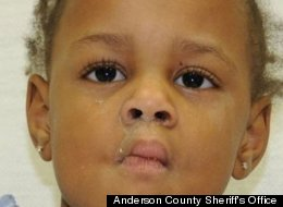 Zoe Brown has been identified as the toddler who was abandoned on the front porch of a home in an Anderson County.