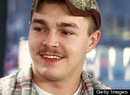 Shain Gandee's funeral brings out hundreds of people.