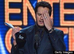 Blake Shelton warned Luke Bryan not to make fun of Taylor Swift.