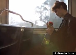 A still from the documentary 'Autism In Love.'