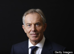 Tony Blair urged Miliband to adopt the centre ground