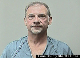 Lutheran Bishop Bruce Burnside allegedly killed a woman in a hit-and-run on Sunday while driving intoxicated on his way to a church ceremony, according to local reports. (photo credit: Dane County Sheriff's Office)