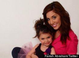 Farrah Abraham/Twitter