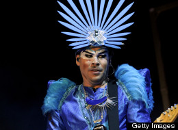 Empire of the Sun has released a new song.