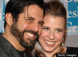 Jodie Sweetin revealed she has been married to musician Morty Coyle for the past year.