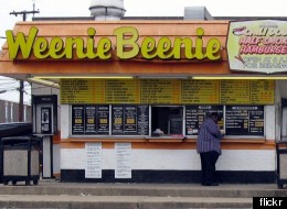 The owners of an Alexandria daycare were arrested and charged with seven counts of contributing to the delinquency of a minor after stopping at this Weenie Beenie in Shirlington, Va. (flickr photo by runneralan2004, used under a Creative Commons license)