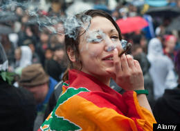 A recent poll suggests British Columbians' political views could be swayed by party attitudes toward marijuana legalization. (Alamy)