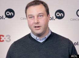 HubSpot CMO Mike Volpe at Dx3 (AOL Canada)