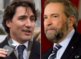 A new poll suggests Justin Trudeau's Liberals are making inroads in the part of Canada that vaulted New Democrats to Official Opposition status: Quebec. (CP)