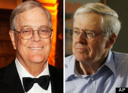 The uber right-wing billionaire Koch brothers, owners of the U.S.'s largest private company, are some of the country's most influential Tea Party supporters, climate change deniers and anti-union activists. Now Canadian oil is on the cusp of adding to their empire.