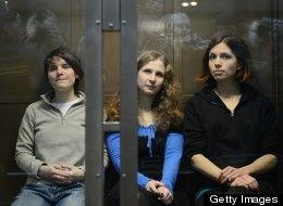 Nadezhda Tolokonnikova is serving jail time.