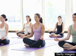 puffy third eye 5 yoga poses for prewedding radiance