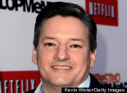 Netflix Chief Content Officer Ted Sarandos looks pretty happy; he claims Netflix has found a way to beat piracy.