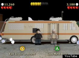 'Breaking Bad' LEGO video game would be awesome.