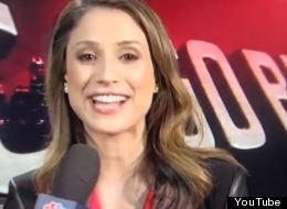 Susannah Collins was fired from Comcast SportsNet after an on-air slip-up. (YouTube)