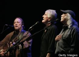 Crosby, Stills and Nash played a gig at Lincoln Center.