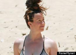 Alanis Morissette rocked a bikini in Hawaii on May 4.