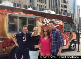 Giordano's Pizza/Facebook