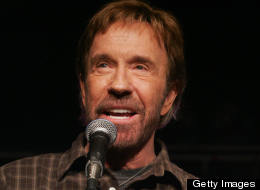 Actor Chuck Norris has endorsed a